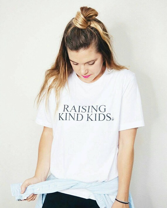 RAISING KIND KIDS Boyfriend Tee or Tank