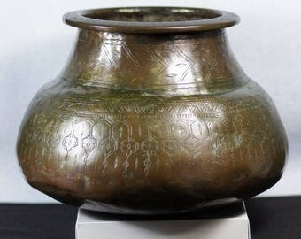 Antique Cooking vessel from Afghanistan