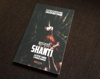 SHANTI - La Città Santa (Italian Edition) - Book signed by the Author