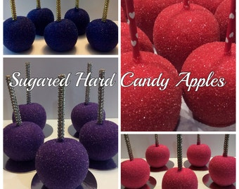 Printable Glam and Sugar Candy Apple Tutorial