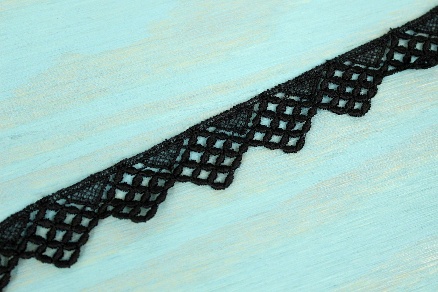 Black headbands for crafts -  1 50