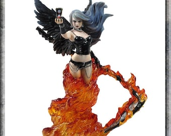 Lady of the flames nemesis now