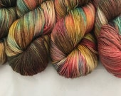 Shroom - Superwash Blue Faced Leicester 4 Ply 100g