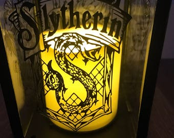 Inspired Harry Potter led lantern