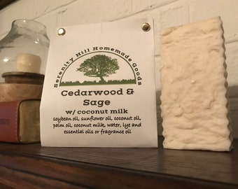 Coconut Milk Soap -Vegan- all natural