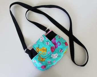 Small Cat Crossbody Bag Cat Purse