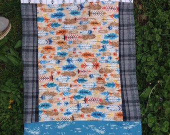 Patchwork Pillow Case #5
