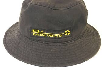 1990s DR. MARTENS Distressed Bucket Hat