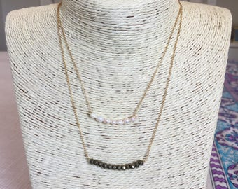dainty chain necklaces