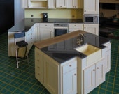 112th Scale Kitchen Units