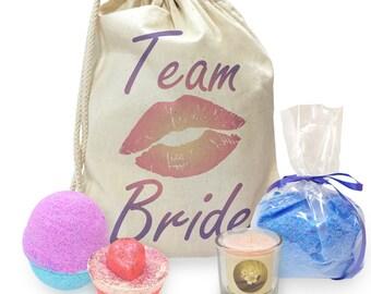 Team Bride Kiss Mini Spa In A Bag Collection 3