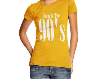Born In The 90s Women's  T-Shirt