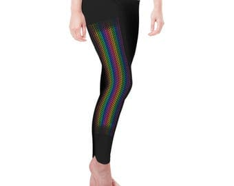Rainbow Spectrum Women's Leggings