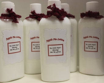 Apple Pie Lotion, Apple Lotion, Hand Lotion, Body Lotion, Apple Scent, Lotion, Christmas Gift, Stocking Stuffer, Holiday Lotion
