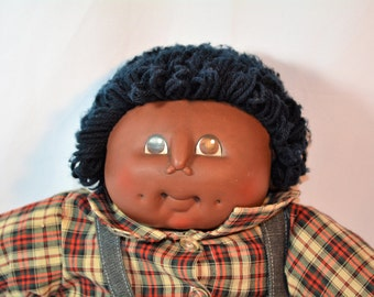 Martha Nelson Thomas, 1984, Cabbage Patch Kid, Baby Doll, Vinyl Doll