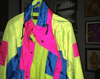 Nevica Survive Vintage Ski Jacket