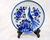 SALE Small Delft Blue Wal...