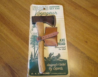 Norlund Voyageur Hudson Bay Axe by O A Norlund Co.