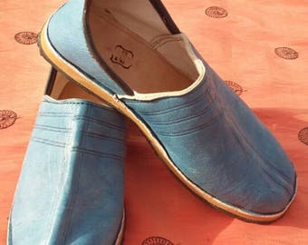 Handmade Moroccan Leather Shoes