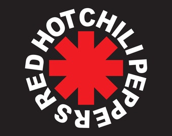 Red Hot Chili Peppers Decal