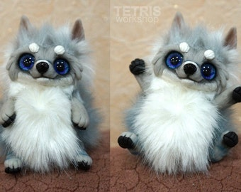 Custom mini toy for your char or pet