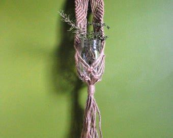 Mason Jar Hanger