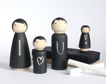 The Chalk Family