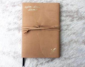 Explore, Dream Discover Travel Journal