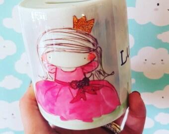 princess money box