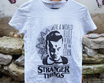 Stranger Things-Mandala T-Shirt
