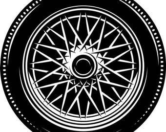 Tire Clipart