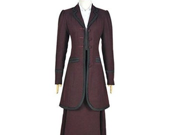 Doctor Who 8th Season Missy Mistress Cosplay Costumes