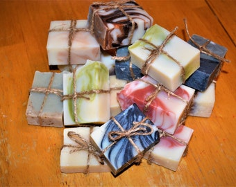 4 soaps, you choose variety!!