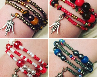Corkscrew Bracelet