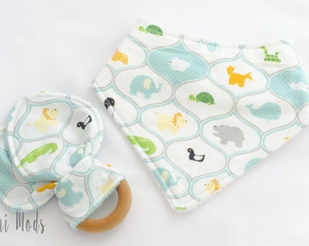 Baby easter gift etsy baby gift set baby shower gift set gender neutral baby gift baby boy negle Choice Image