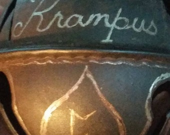 Krampus Bell Keepsake Ornament.