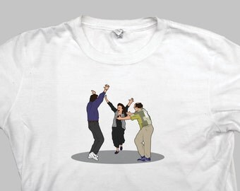 Seinfeld Excited T Shirt