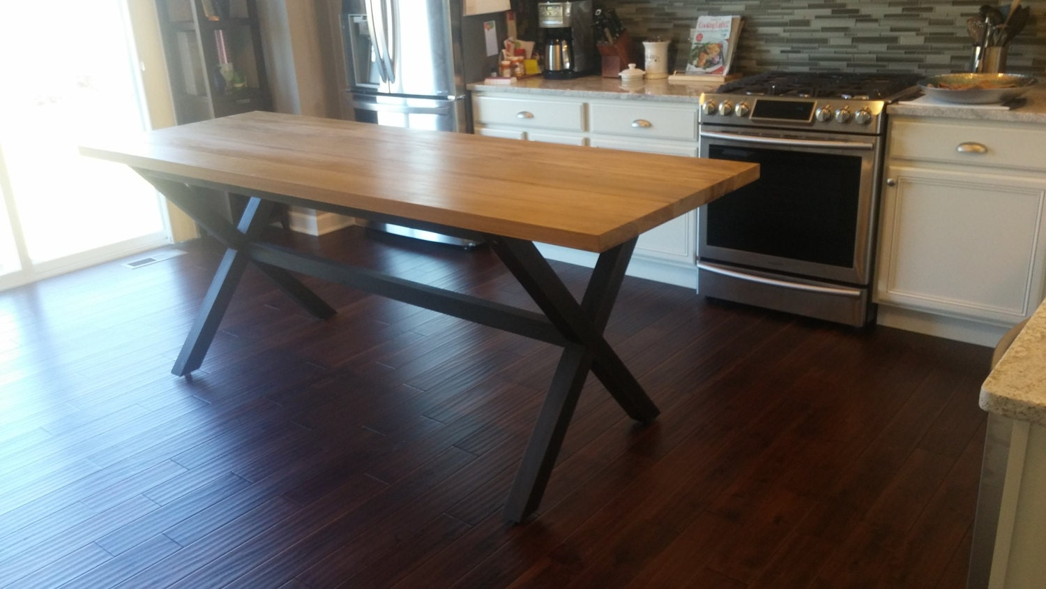Kitchen Table Legs For Trestle Table Legs Etsy