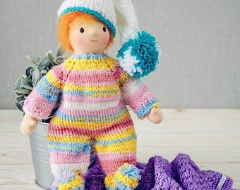 Waldorf baby doll Bonnie