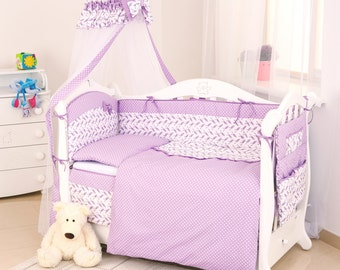 Baby bedding crib set.