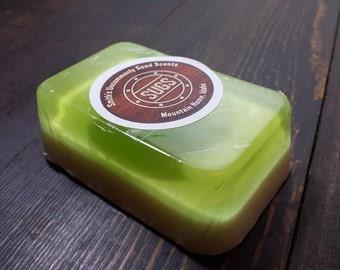 Bamboo Lime - Artisan Soap, Homemade Soap, Handmade Soap & Handcrafted Soap