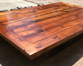 Awesome Rustic Reclaimed WOOD Table Top Bar Restaurant Farmhouse Urban Rustic  Shabby Chic Custom