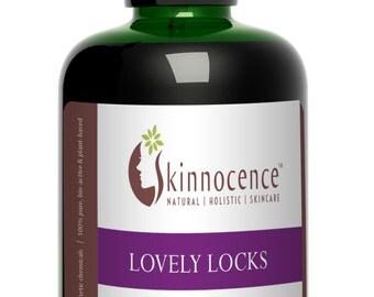 LOVELY LOCKS | Natural Nourishing Hair Conditioner | Aloe Vera, Argan & Meadowfoam Seed Oil
