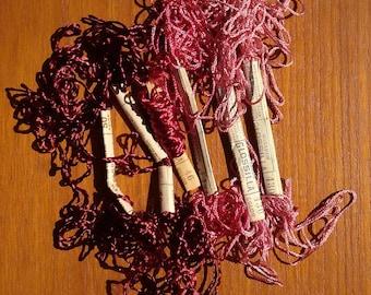 Lot of 24 Glossilla Vintage Thread
