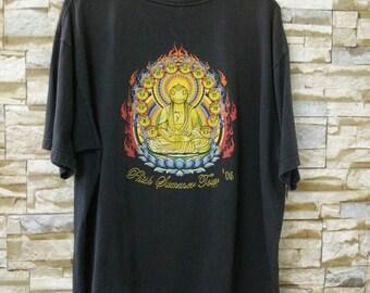 RARE 03 Phish Summer Tour Shirt Band Rock Concert Tour T-Shirt