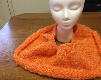 Orange Sherbet cowl