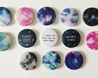 Galaxy Badges Small