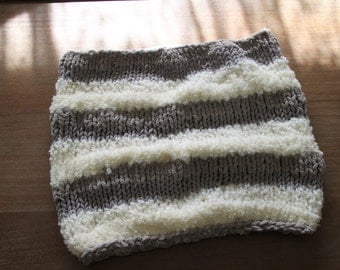 Cute knitted cowl/hand knitted cowl/colorful cowl/handmade cowl