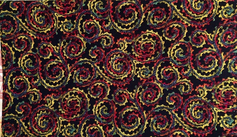 Fat Quarter Of Fabric 75