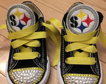 Custom steelers toddler cons